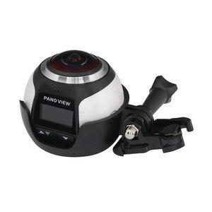 Image 4 - Sansnail 4 k WiFi Thể Thao Hành Động Máy Ảnh Mini Full HD 1080 p Cam Video Ngoài Trời Mũ Bảo Hiểm Camara Đi 40 m lặn Không Thấm Nước Pro DVR DV