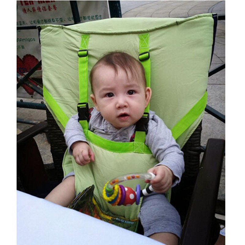 Портативне дитяче крісло для - Дитячі меблі - фото 6
