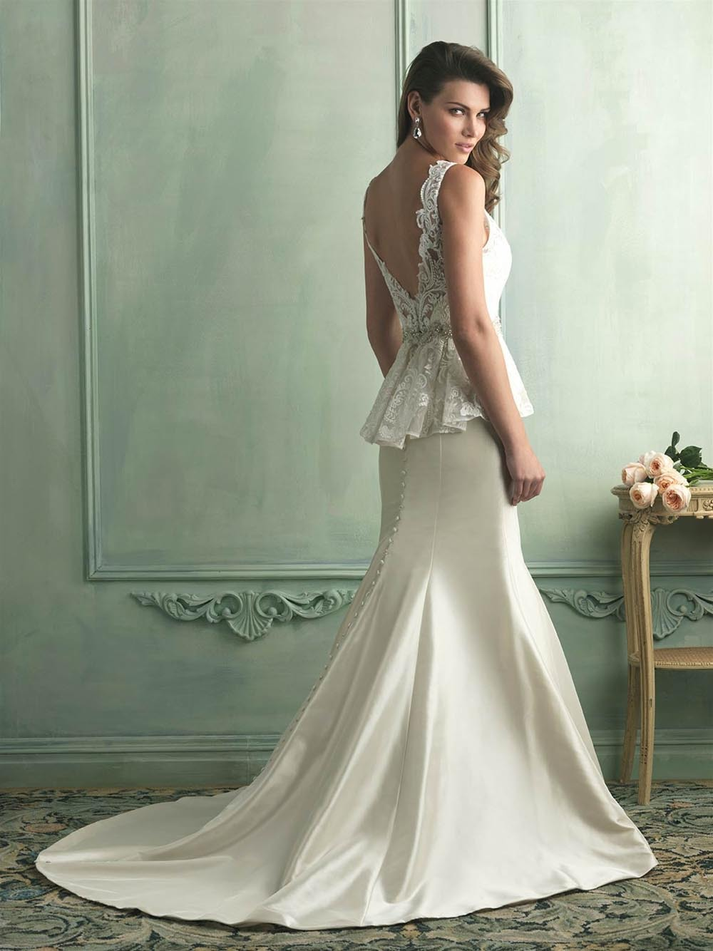 Aliexpress Buy Free Shipping We 2336 Bridal Mermaid Dress