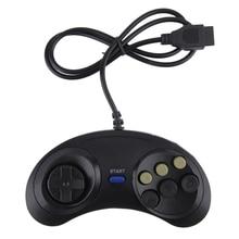 Classic Game Handle Command Pad Gamepad For Sega Megadrive for Mega Drive Deluxe Drive Wonder Mega Joystick