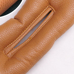 Image 5 - Automobiles Seat Gap Filler Spacer Pad Auto Seats Stuffing Infilling Padding Car Interior Accessories Faux Leather Cotton Filled