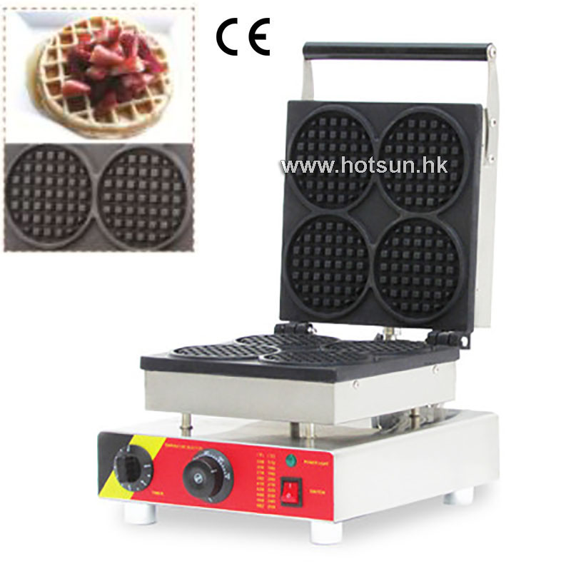 Free Shipping 110V 220V Electric Nonstick Commercial Belgium Liege Waffle Maker Machine Baker Mold Plate Iron free shipping commercial use non stick 110v 220v electric 8pcs square belgian belgium waffle maker iron machine baker
