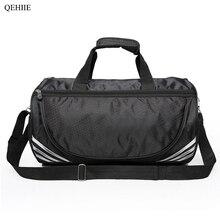 QEHIIE Fashion Travel Bag Cylinder Swimming Fitness Organize