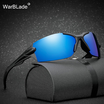 b14490f758 WarBLade nueva moda de gafas de sol polarizadas hombres conductor tonos  gafas de sol hombre gafas