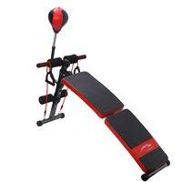Fitnessy Многофункциональный складной дугообразных спине доска с тренажеры скамейке сидеть