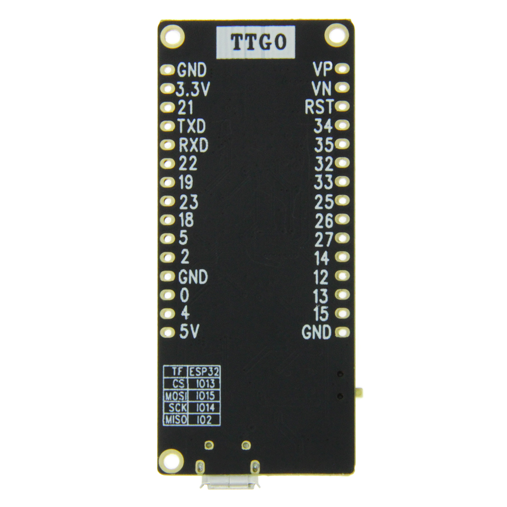 [SOLVED] TTGO T8 SD Card???