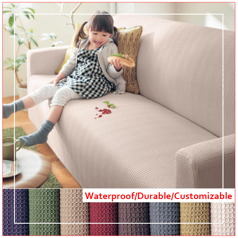 Waterproof stretch cover slipcover sofa cover full cover all inclusive sofa cushion sets sofa towel fabric cushion customized
