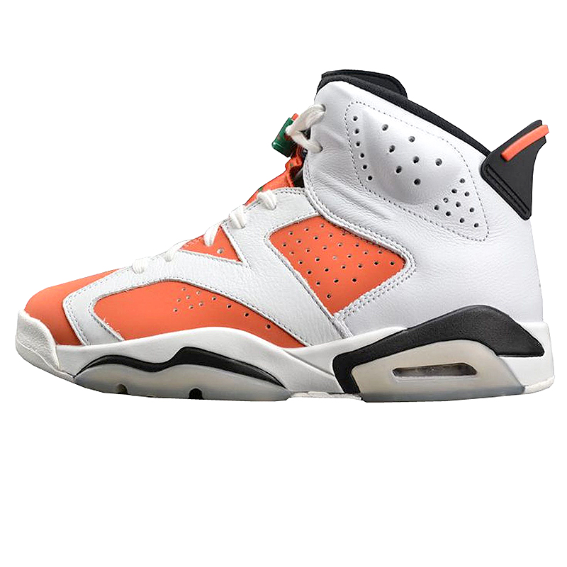 ce786b12e9b4 Original Nike AIR JORDAN 6 Gatorade Gatorade Men s Air Cushion Basketball  Shoes Sports Shoes