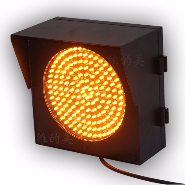 WDM 200mm Traffic Fog Flashing Light Road Safety Warning Light