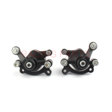 Front Rear Disc Brake Caliper for 2 Stroke 33cc 43cc 49cc Mini Moto Kids Dirt Pocket Bike ATV Quad G