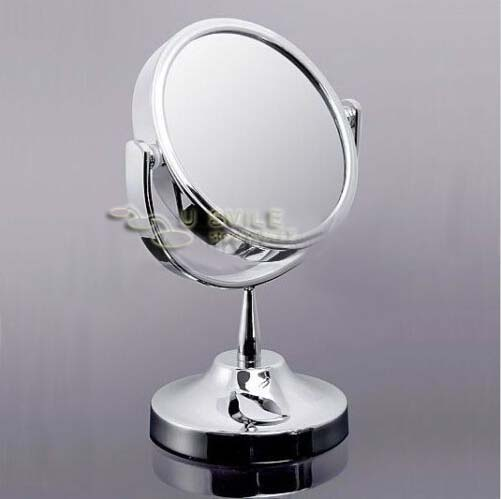 VANTAS Beauty Table Mirror U0026 Double Sided Normal And Magnifying Stand Mirror  #M001T(