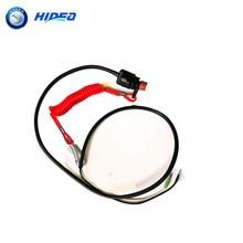 Kill Switch Hidea 4 Stroke 25HP Para YMH 6BL-82575-00-00 Motor De Popa Marine
