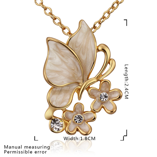 N694 2015 Fashion Women Simple Geometry Chain Gold Plated Jewelry