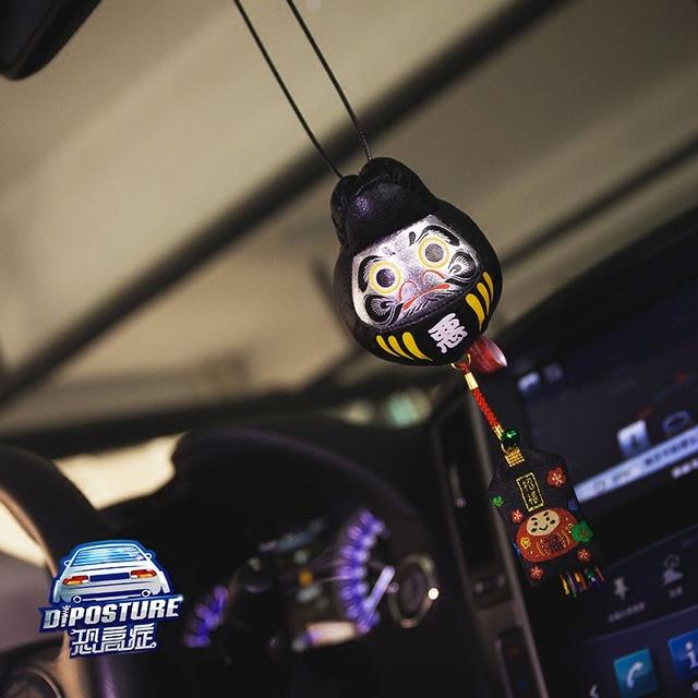 car rear-view mirror pendant blessing bag modified car pendant car interior pendant car accessories for girls bling bling