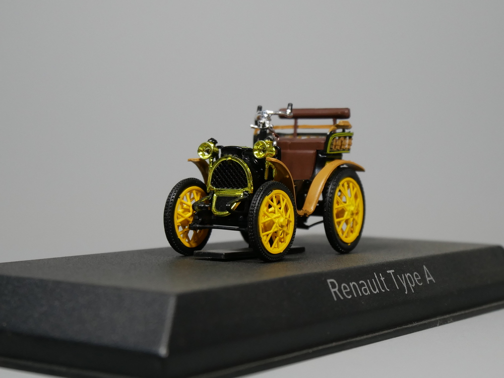 Auto Inn - NOREV RENAULT Type A  Diecast Model Car