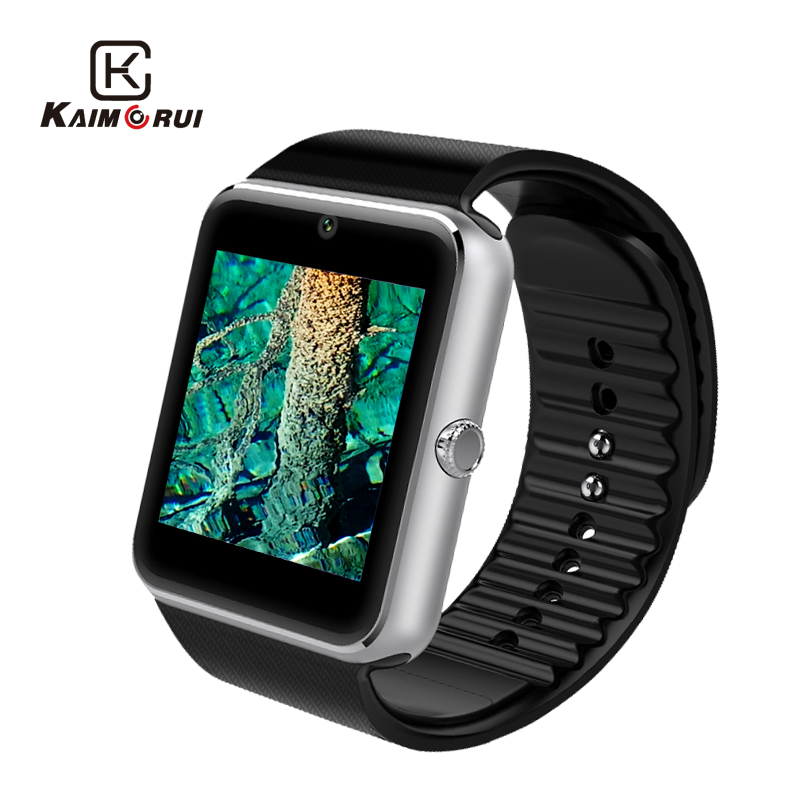 Smartwatch Android Wear Wrist Sim Watch Cell Phone Smart Watch Gt08 Sport Watches For Men Micro Sd Bluetooth Watches 2016 bluetooth smart watch gt08 for