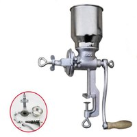 Manual Grain Grinder Malt Crusher Craft Beer High Quality Mill Wholesale Nut Crusher Brewing Tool Maize Crusher