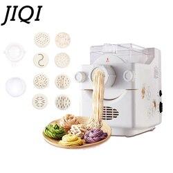 JIQI Noodle maker Haushalts automatische elektrische knödel wrapper drücken maschine multifunktionale mini teig mixer prozessor EU
