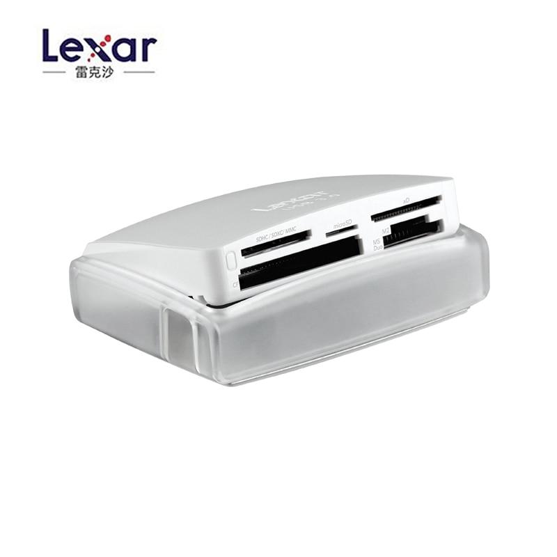 Lexar haute vitesse USB3.0 lecteur de carte pour CF SD TF xd m2 25-en-1 multi-fonction lecteur de carte livraison gratuite