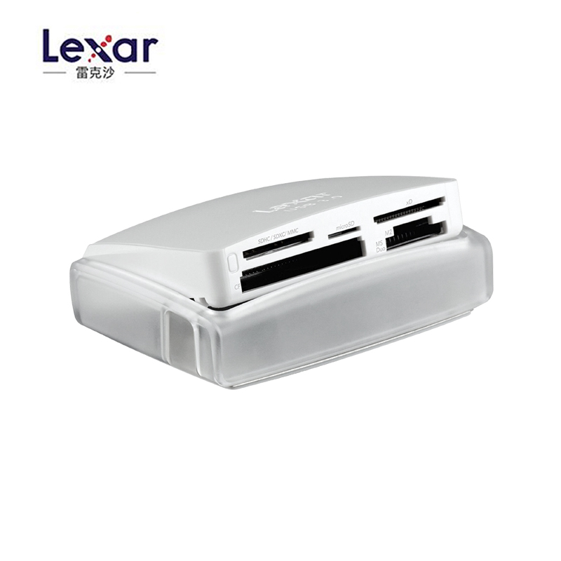 Lexar high speed USB3.0 card reader for CF SD TF xd m2 25-in-1 multi-function card reader free shipping 2017 direct selling new single usb internal original pen drive lexar card reader cfr1 udma7 high speed usb3 0 workflow cf
