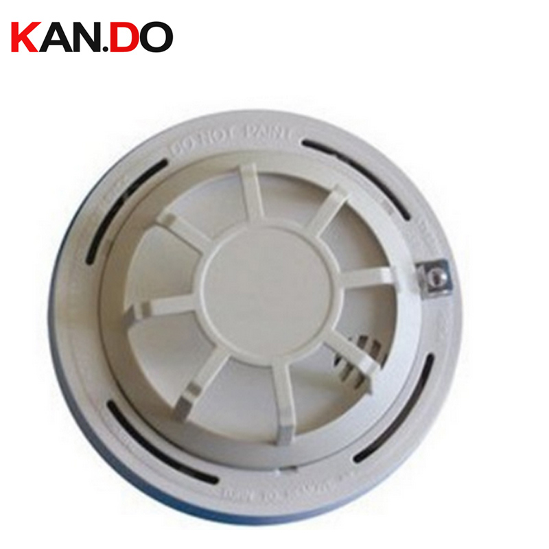 163 Independent Fire Heat Alarm & Security Horn MCU Conventional Heat Detector Temperature Detection Alarm Heat Sensor Alarm