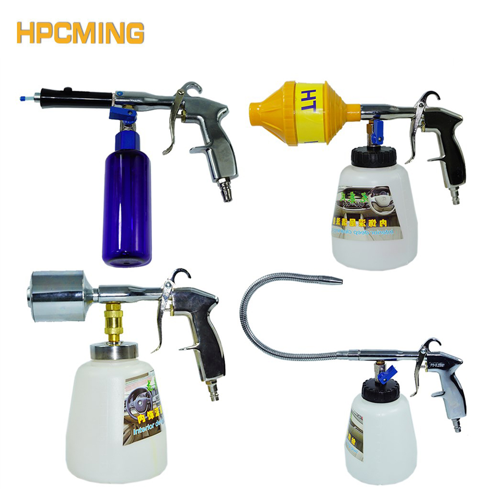 2018 Limited Direct Selling Gs High Pressure Car Washer Tornado Foam Gun Lance Interior Deep Cleaning (mofl002) цены