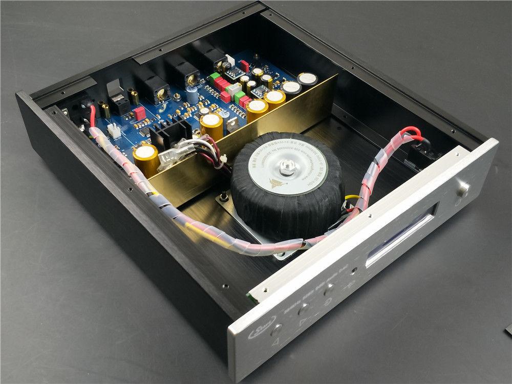 NEW AK4497 AK4497EQ HIFI audio DAC decoder AK4118 PCM DSD 384K with opa1611 opamp option XMOS XU208 USB free shipping free shipping 10pcs lot pcm1704u pcm1704 dac sop audio decoder new original