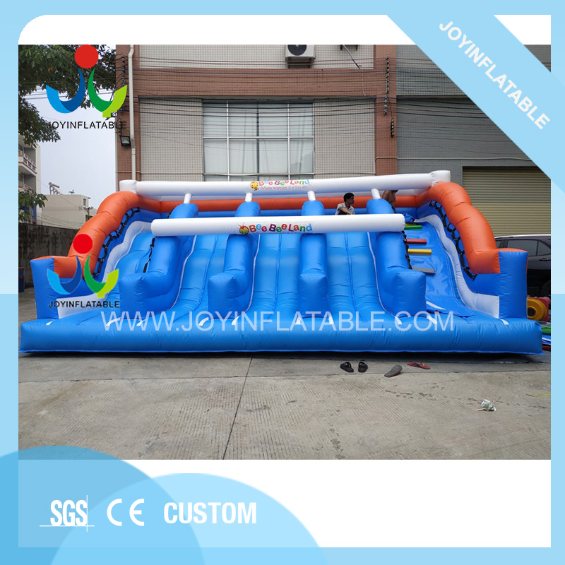Inflatable Slide Fire Escape: Cheap Inflatable Kids Dry Slide With And Flame Retardant