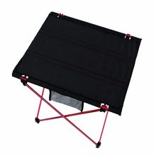 Outdoor Ultra-light Aluminum Alloy Folding Table Waterproof Portable Folding Table Desk For Picnic & Camping(China)