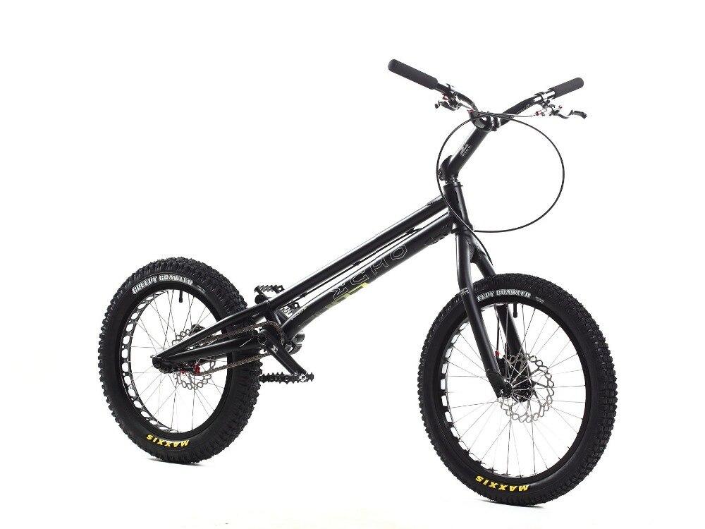 Date ECHOBIKE MARK VI PLUS 20 pouces vélo d'essai cadre en alliage d'aluminium frein à disque hydraulique KOXX Hashtagg Try-All ZHI NEON MONTY