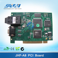 JHF A8 solvent printer pci control main board for print head|head printer|printer head|printer print head -