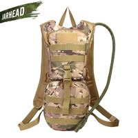Outdoor Tactical Water Bag Sport Backpack Camelback Camel bags Backpack Hydration Military Pouch Rucksack Camping Bicycle Pack