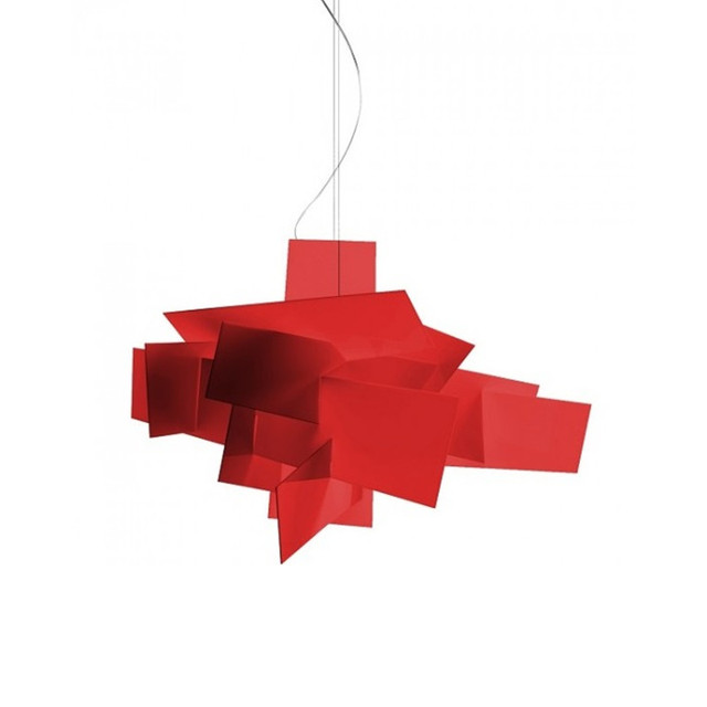 cheap big bang suspension lampe blanc rouge acrylique pendentif luminaire luminaires dcoratifs. Black Bedroom Furniture Sets. Home Design Ideas