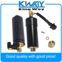 Free Shipping Set Of 2 New Electric Fuel Pump Assembly 21608511 High Low Fits For Volvo Penta 5.7 5.0 4.0