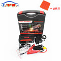 Multi-Function Petrol & Diesel  12V Car Power Bank Mini Car Jump Starter Mobile Power Charger + 4 USB output free shipping