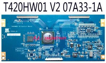 imágenes para Envío gratis 1 unids CONTROL T420HW01 V2 07A33-1A Para AUO LED LCD TV T-CON tablero de Lógica