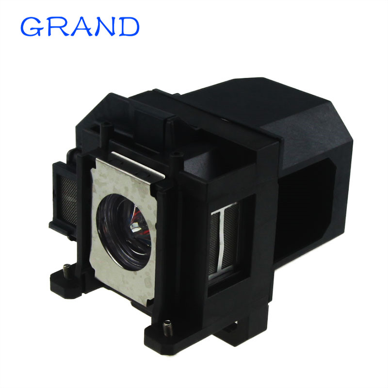 ELPLP53 Compatible Lamp With Housing For EB-1830/1915/1925W/EB-1830/1900/1910/1915/1920W/1925W Projectors