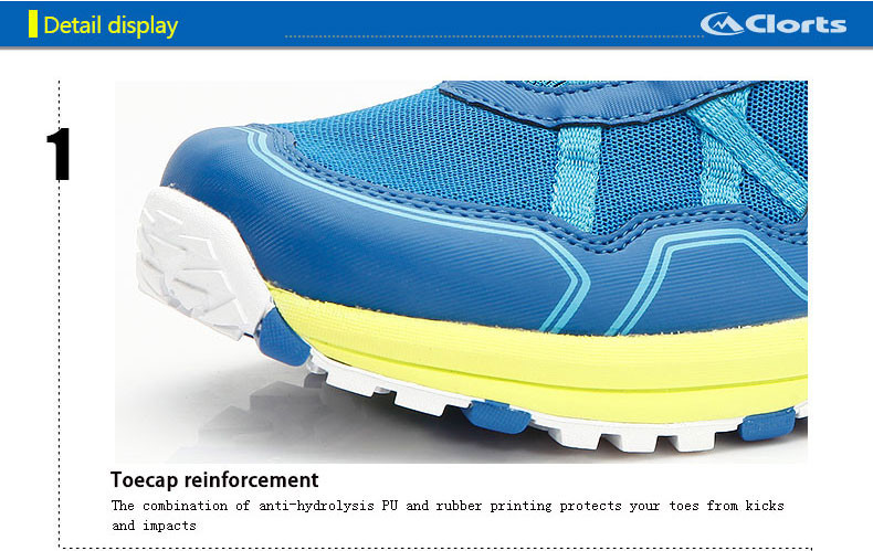 16 Clorts Men BOA Lacing System Running Shoes Free Run Lightweight Sport Shoes Breathable Outdoor Running Sneakers 3F013 16