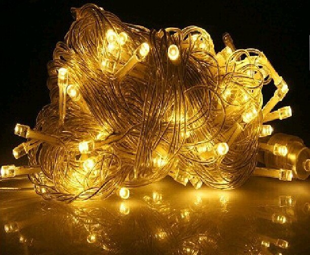 Warm White 30M 300 LED String Lighting Wedding Fairy