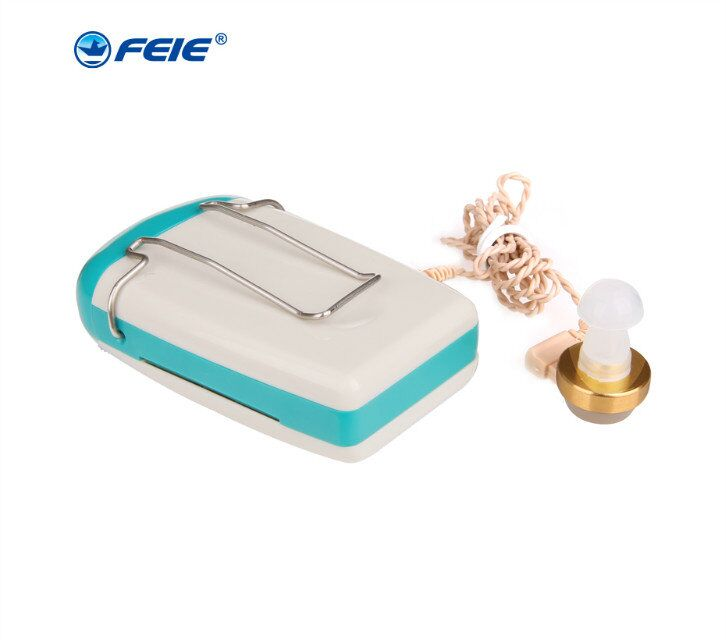 2018NEW!digital mini portable hearing aid ear sound amplifier hearing aids Tiny voice aid digital hearing aid S-93 christams gift hearing aid aids cheap digital hearing amplifier ear care sound clear voise volume control s 100a super mini