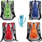 Camelback Water Bag Tank Backpack Hiking Motorcross Riding Backpack with 2L Water Bag Hydration Bladder