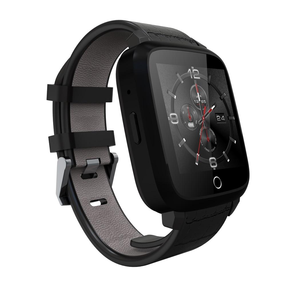 New Uwatch U11S font b GSM b font 3G MT6580 Android 5 1 Quad Core 8G