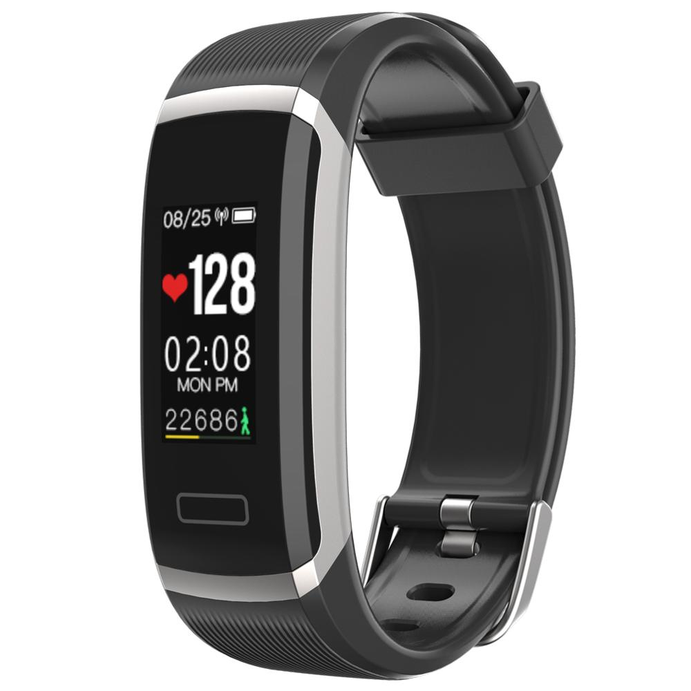Image 3 - Smart wristband heart monitor fitness activity tracker color screen smart bracelet women men smart watch passometer tacker Hot-in Smart Wristbands from Consumer Electronics