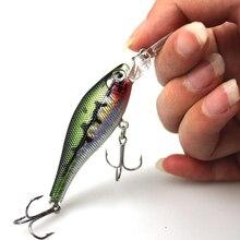 1PCS 3D Eye Wobbler Fishing Lure 8 5cm 6 8g Japan Swimbait pesca Crazy Wobble crankbait