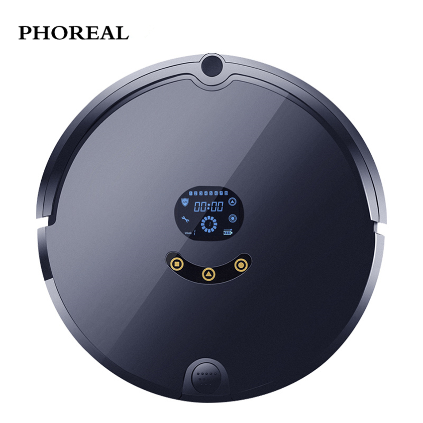 robot vacuum cleaner PHOREAL FR S Planned Type cleaning vacuum cleaner Automatic return charging robot vacuum