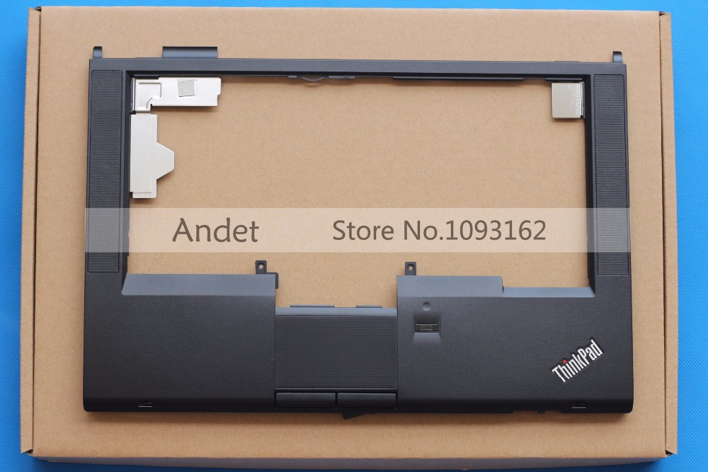 Lenovo Thinkpad T430 palmrest New Original KB Cover Keyboard Bezel Upper Case 04W3691 new original for lenovo thinkpad l460 palmrest keyboard bezel cover upper case ap108000300 01av942
