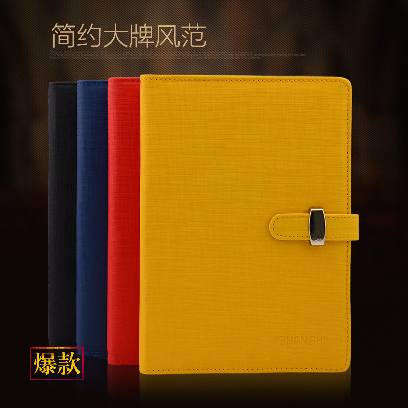Korean stationery A5 notebook diary loose leaf notebook business office program  1 pcs random color an incremental graft parsing based program development environment