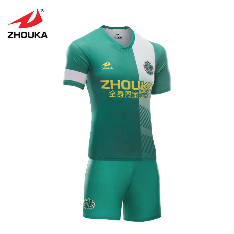 083f6130d ... Custom latest football jersey designs Sublimation soccer shirt football  shirt maker soccer jersey for adult or ...
