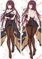 GAME Girls Dolls Frontline Dakimakura Hugging Bedding Pillow Case Cover 59