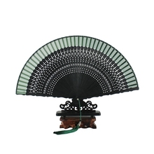 Summer Folding Fan Dance Party Wedding Decoration High Quality Home Crafts 11
